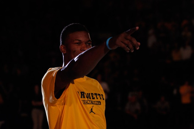 Butler may be a Bull now, he will always be a Warrior though.