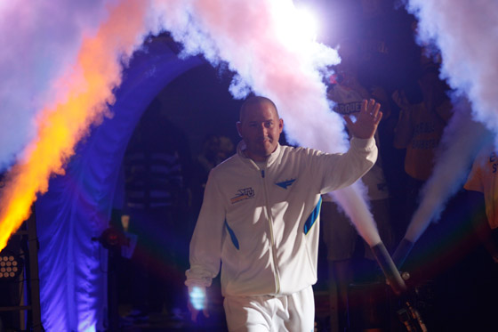 Coach Buzz Williams continues to keep the Marquette roster balanced. (Photo Credit: Marquette Tribune/Aaron Ledesma)