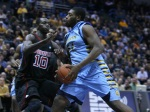 Davante Gardner took it to Gorgui Deing last year. Marquette needs a repeat of that Sunday afternoon.