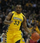 Derrick Wilson is on pace to become Marquette's starting point guard in 2013 (Marquette Tribune).