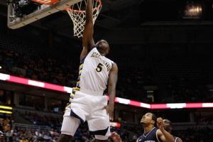 2012 is Junior Cadougan's year to shine. (Marquette Tribune)