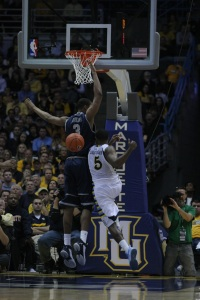 Marquette Tribune Photo