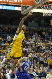 Vander Blue will lead the way at shooting guard for Marquette in 2013 (Marquette Tribune).