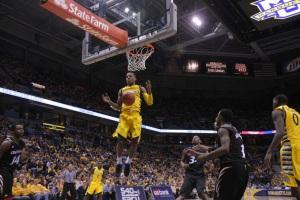 That's levitation holmes. (Marquette Tribune File Photo)