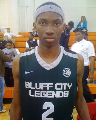 Jujuan Johnson must contribute from Day 1, something Buzz Williams didn't expect when he recruited him. (NY2LASports)