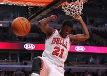 Jimmy Butler: Chicago Bulls; ; ESPN NBA Rank: 66