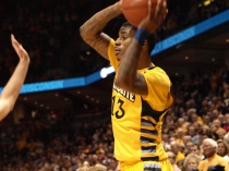 Vander Blue's jumper is improved from a year ago, finally making him a threat on offense.