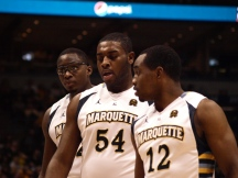 Marquette needs a win at Villanova to stay atop the Big East standings.