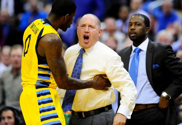 Buzz Williams finally let loose on the lack of attention given to them by the media. (USA Today Images)