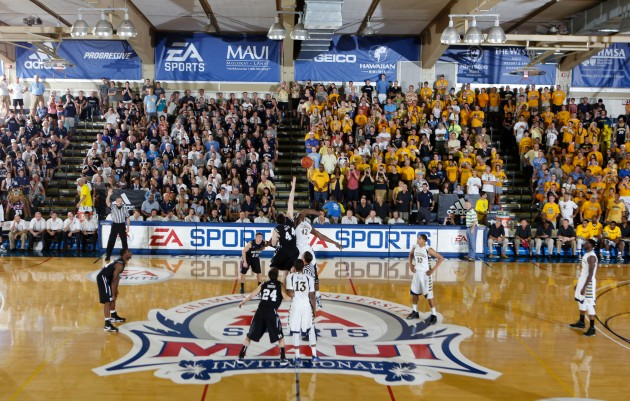 NCAA Basketball: Maui Invitational- Butler vs Marquette