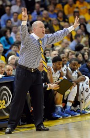 Buzz Williams may not admit it, but he's coaching a gem of a season for Marquette.