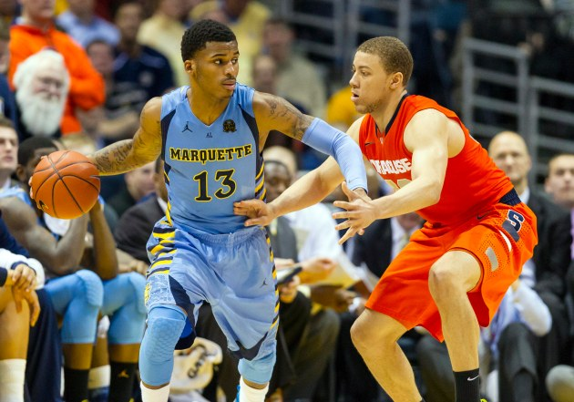 How long can Marquette succeed with an NCAA-worst 3-point shooting team? History says not long. (USA Today)