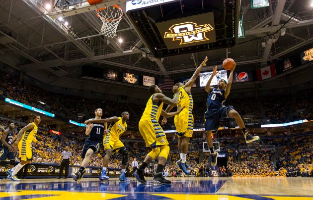 Marquette defeated Notre Dame, 73-64, two weeks ago at home. (USA Today)