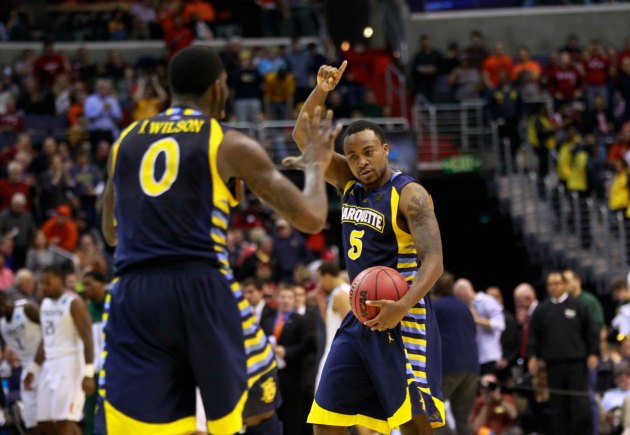 """Marquette can't shed the """"tough"""" label: Boot Camp won't let them. (USA Today)"""