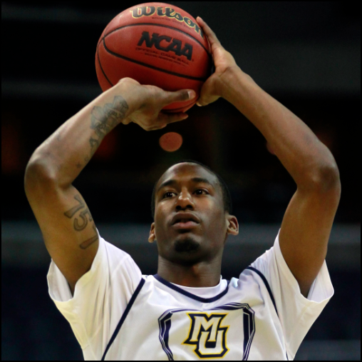 Jamal Ferguson got lost in Marquette's depth in 2012-'13. (USA Today Images)