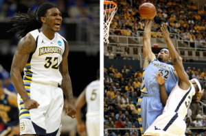 The last two Marquette players to don the No. 32 jersey accomplished quite a bit.