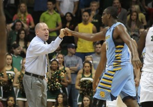 Buzz Williams has the utmost respect for Otule, and for good reason. (USA Today Images)