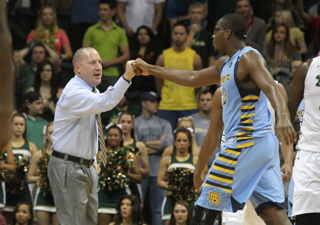 Chris Otule's Marquette legacy is unparalleled. It shouldn't stop here. (USA Today Images)