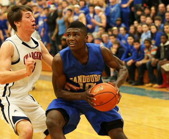 Malek Harris worked hard and eventually received the scholarship offer he wanted from Marquette. (Season Pass)