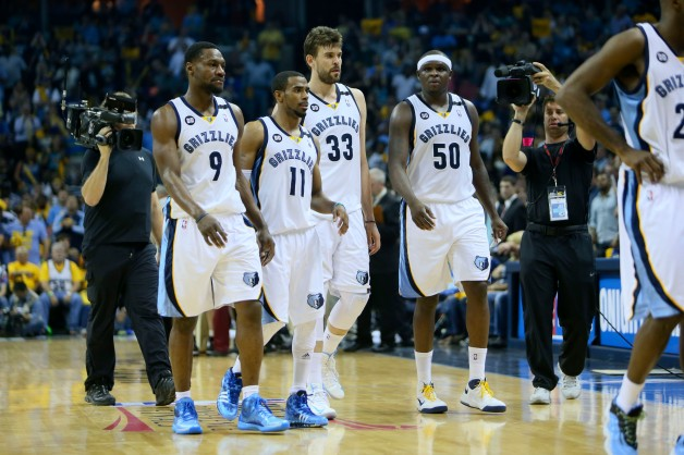 The Grizzlies are taking a shot on Vander Blue. (USA Today)
