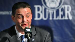 Brandon Miller will have his work cut out for him in his first season as the Butler head coach.