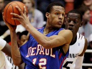 Cleveland Melvin decided to come back for his senior year to improve his NBA draft stock. (Photo via thesportsbank.net)