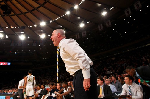 Buzz Williams is as intense off the court as he is on it.  (USA TODAY Sports)