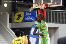 Ousmane Barro: Denain (France); Game Stats