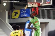 Ousmane Barro: Denain (France); Game Stats