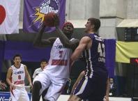 Lawrence Blackledge: Iwate Big Bulls (Japan); Game Stats