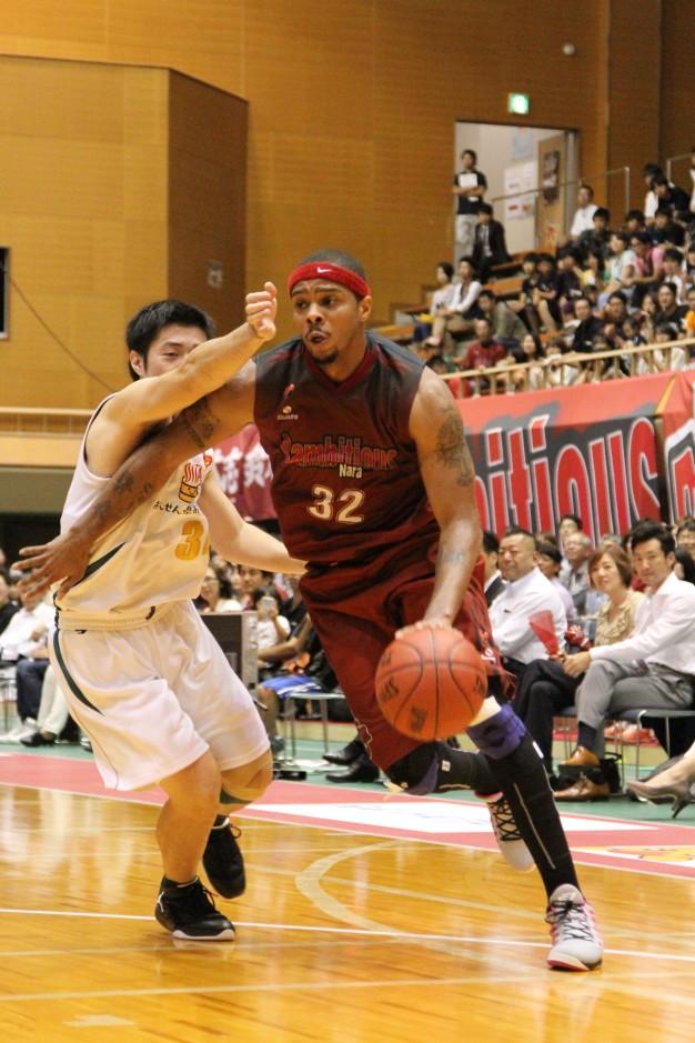 Joe Chapman: Bambitious Nara (Japan); Game Stats
