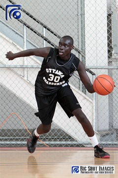 Marial Shayok is Marquette's third commitment in the 2014 class. (Credit: CrownMagOnline.com)