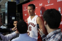 Steve Novak: Toronto Raptors; Game Stats; ESPN NBA Rank: 251
