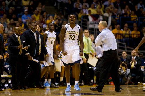 NCAA Basketball: Wisconsin-Milwaukee at Marquette