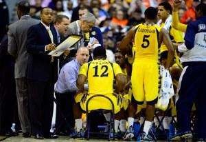 NCAA Basketball: NCAA Tournament-Marquette vs Syracuse