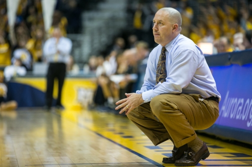 Buzz Williams couldn't save Marquette by himself.