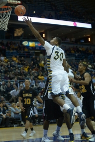 Deonte Burton's capacity to get to the basket has done wonders for Marquette's offense.