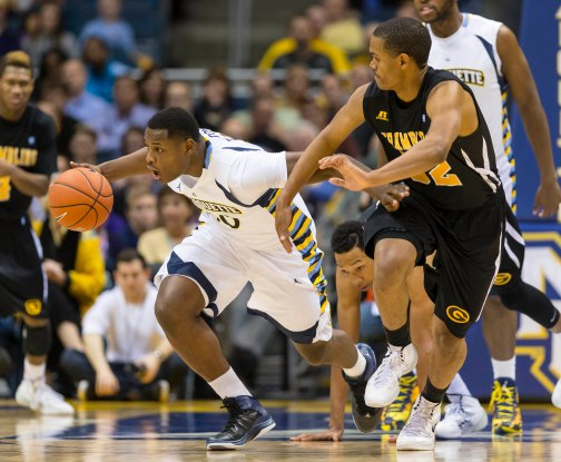 Deonte Burton has been a bright spot in the Marquette freshman class through two games. (USA Today)