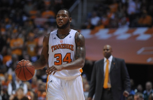 Jeronne Maymon was Buzz Williams' first transfer, leaving Marquette in 2009. (USA Today)