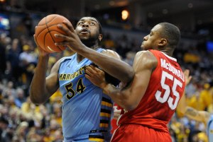 NCAA Basketball: Ohio State at Marquette