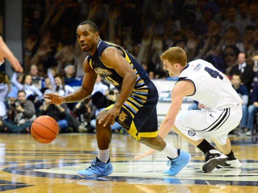 How has Derrick Wilson affected the Marquette offense this season? (USA Today)