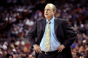 Ben Howland has been a rumored candidate for the Marquette opening almost since the beginning. Photo credit: Brendan Maloney / USA TODAY Sports.