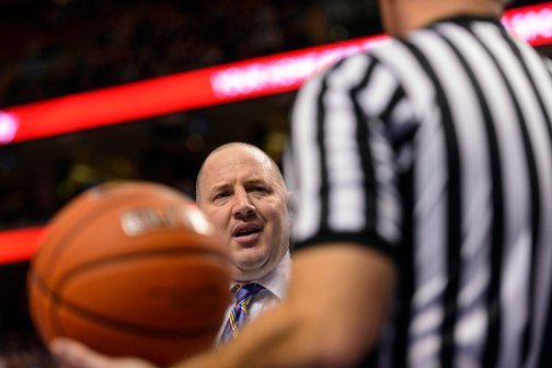 Buzz Williams did what was best for him when he accepted the job at Virginia Tech yesterday. (USA Today)