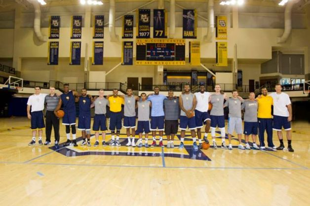 (Photo courtesy of Marquette Athletics via Facebook)