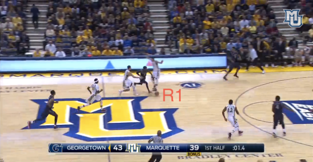 Courtesy of Marquette Athletics via YouTube