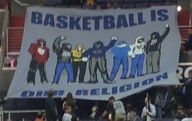 Basketball is Our Religion