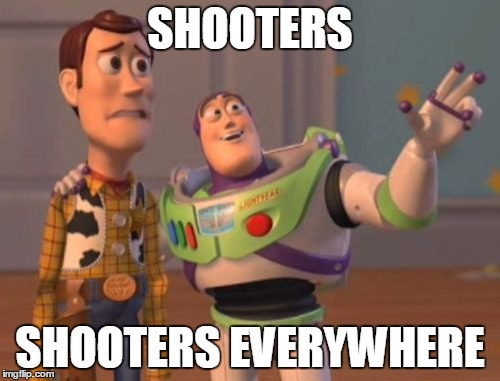 Shooters Everywhere